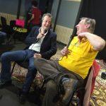 avec Jean-Luc Fonck