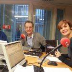 avec Sandrine Dans et Philippe Cauffriez