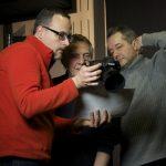 avec Jean-Luc Fonck et Gianni Candido