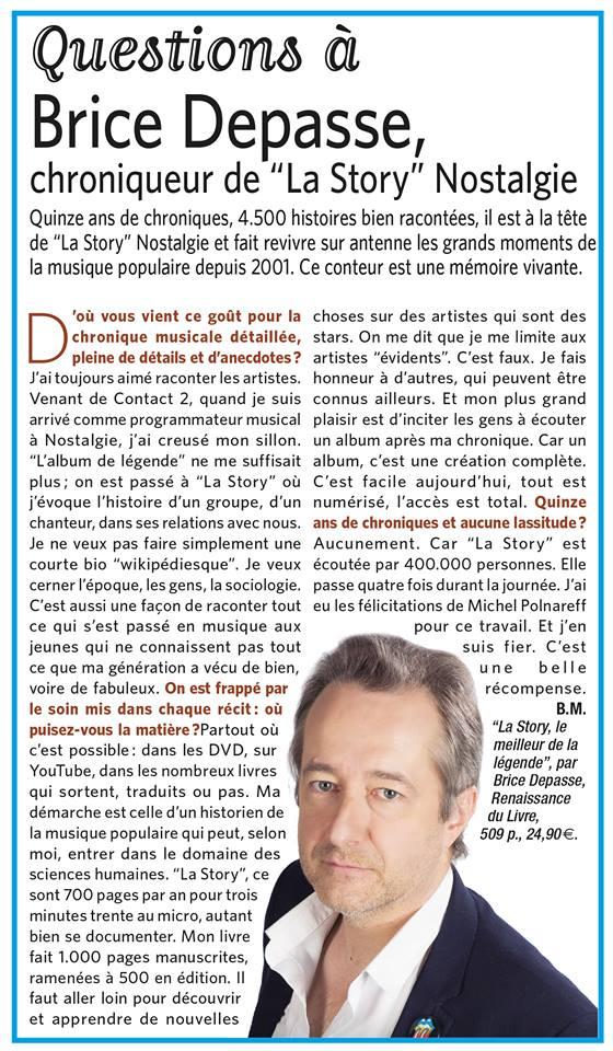 20161129 Soir Mag La Story
