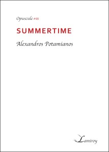 Alexandros_Potamianos_Summertime_bord_noir