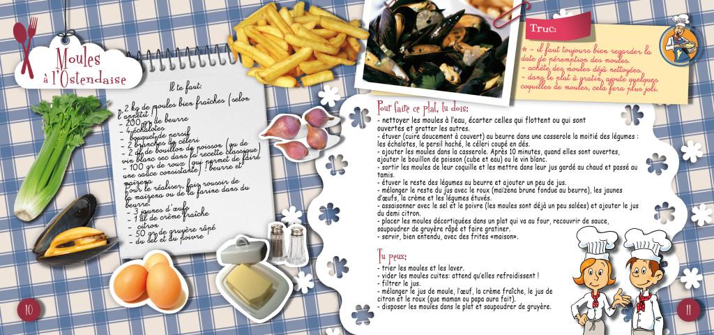 La Cuisine petits Belges