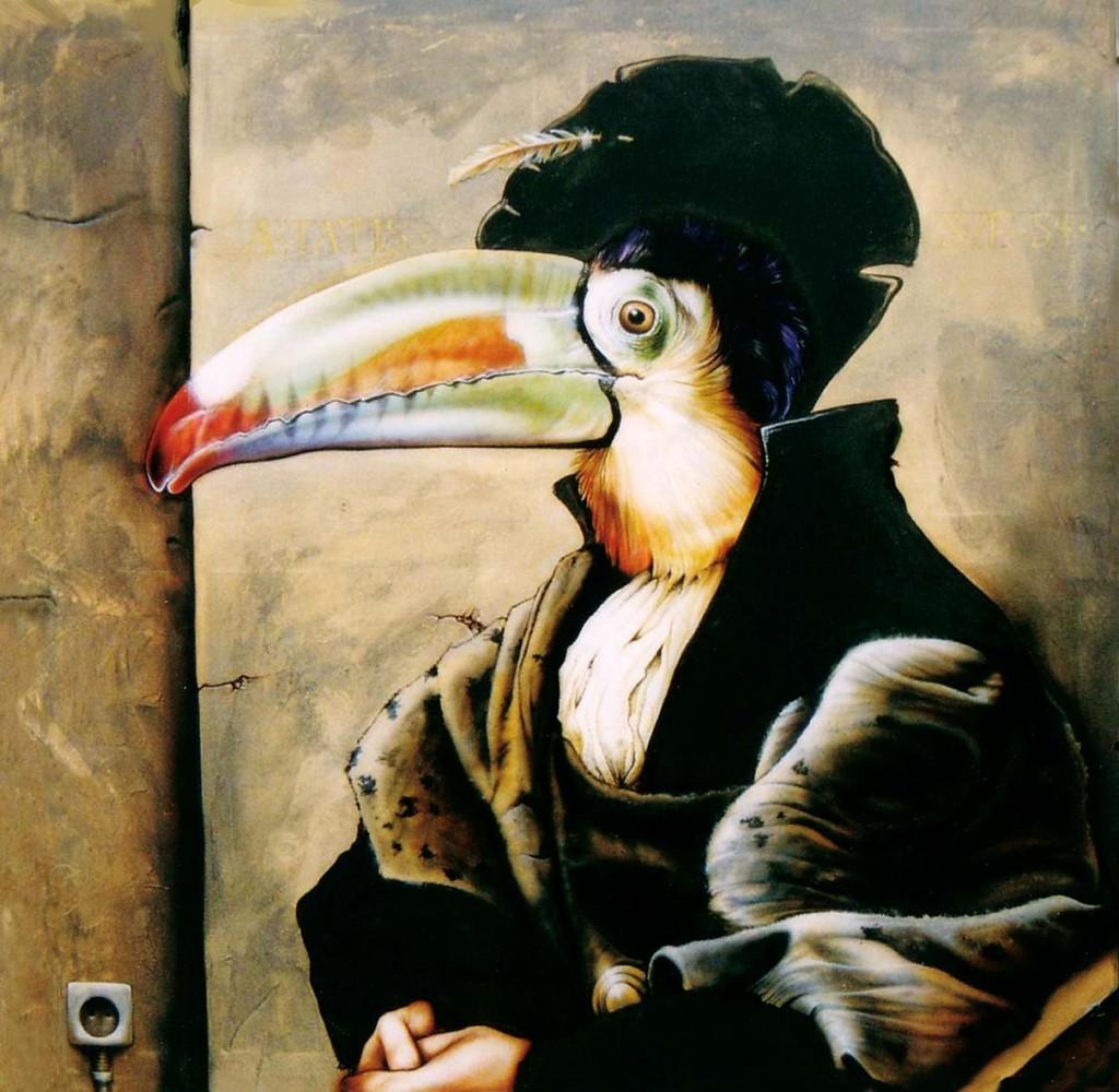 Portrait Toucan