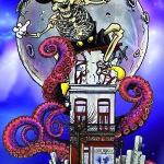 Musée du Fantastique, la librairie Skull