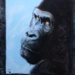 Portrait d'Ishmaêl d'après Daniel Quinn