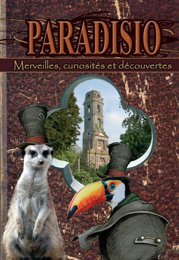 Couverture catalogue parc Paradisio