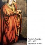 Portrait d'un apôtre