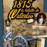 Couverture 1815, la bataille de Waterloo