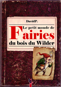 Couverture de Fairies-DavidP.