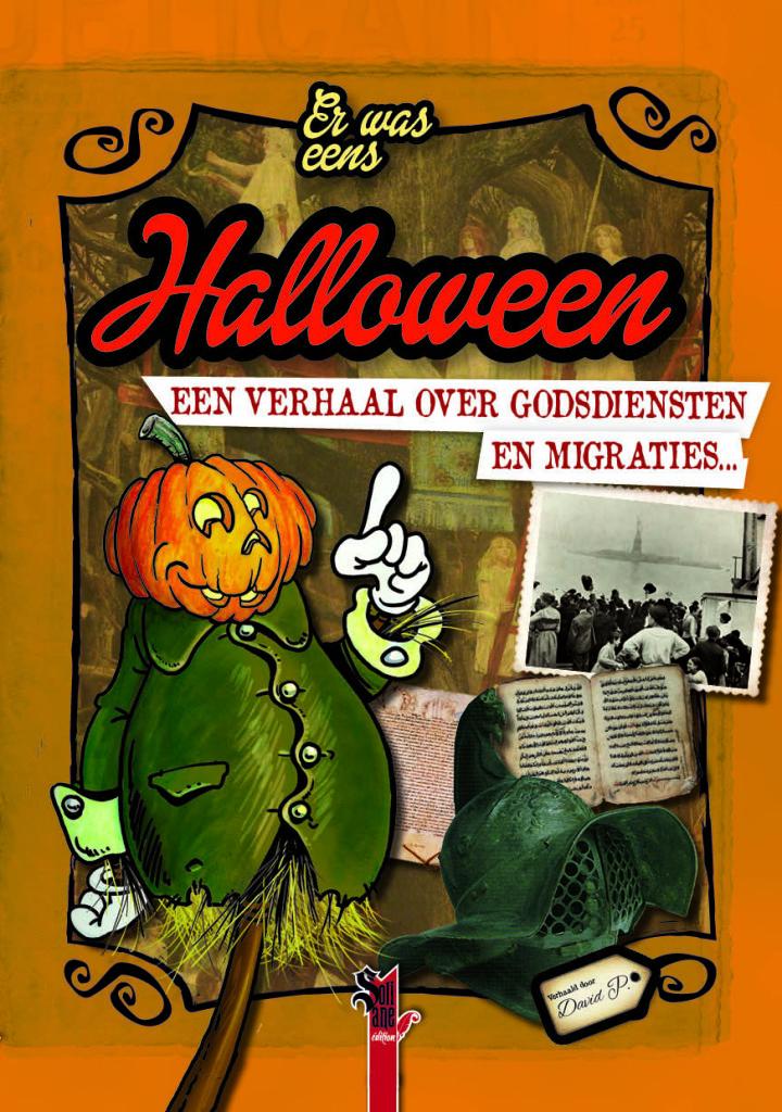 Er was eens Halloween-DavidP.