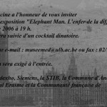 Expostion Elephant Man