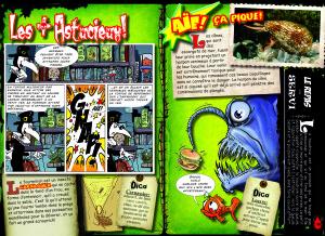 Le Livre du dégoûtant-Les animaux-DavidP_pg14-15.