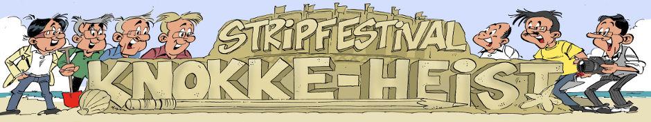 Stripfestival Knokke