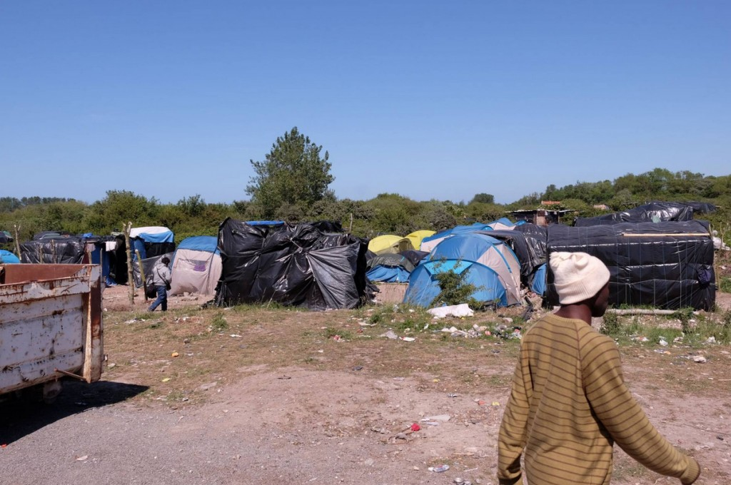 Calais accueille près de 3000 réfugiés