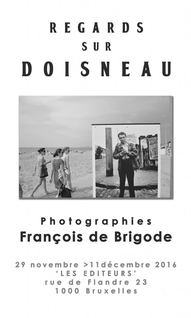 François de Brigode Regards sur Doisneau