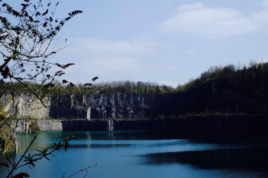 Lac des carrières