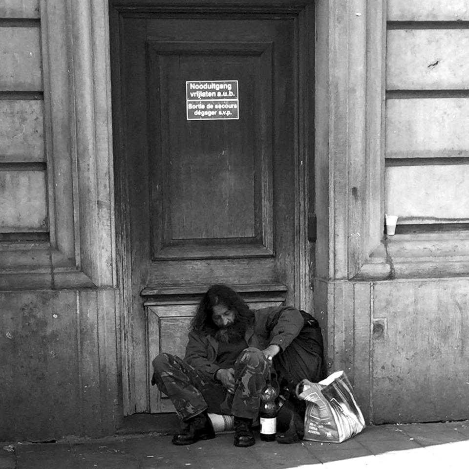 Sortie de secours - Bruxelles 1 - Eric Lamiroy