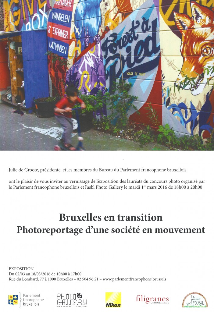 Bruxelles en transition