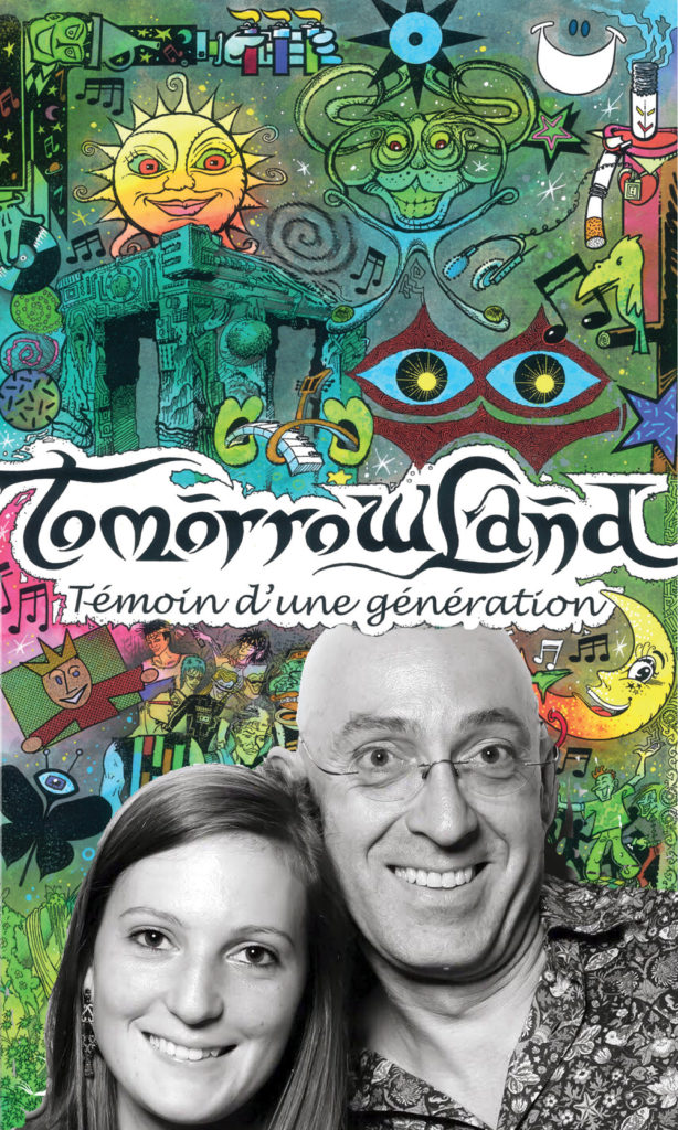 tomorrowland Morgane et Thierry Coljon HD copie