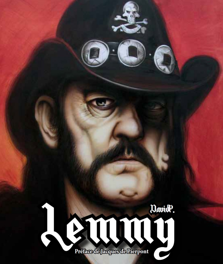 39 - David P - Lemmy HR