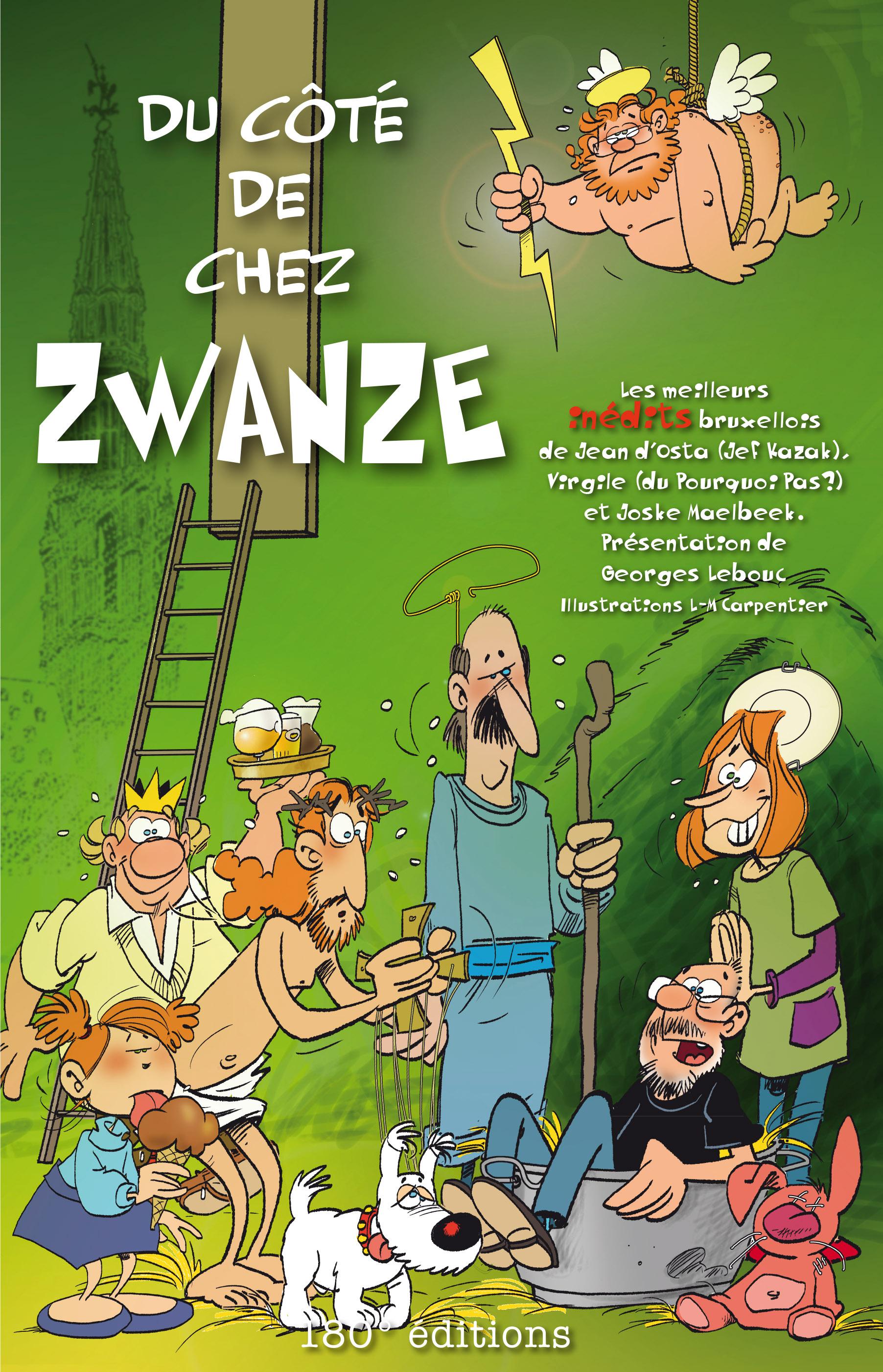 Du Côté de chez Zwanze
