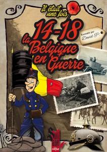 La Belgique en Guerre couverture