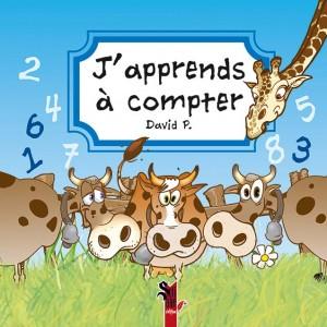 J'apprends à compter-DavidP-Couverture