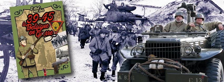 39-45 la guerre en Belgique-DavidP-Bastogne.