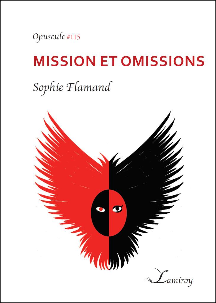 Sophie Flamand Mission et omissions HD bord noir
