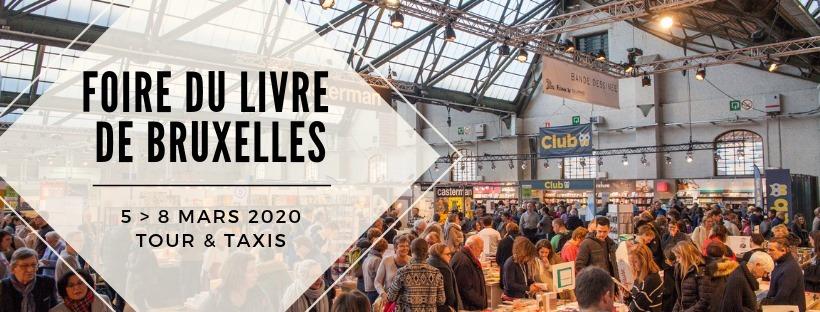 Foire du Livre de Bruxelles 2020