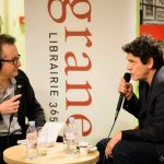 an evening with Marc Lavoine