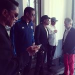 Jermaine, Jackie, Tito et Marlon Jackson