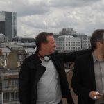 Sur les toits de Bruxelles