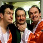 Backstage avec les Frères Taloche