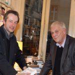 Le Saint des Saints, Gallimard, 2009