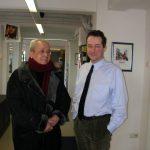Avec Jacques Vergès