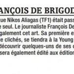 Les échos télé de Nicolas Dewaelheyns, Le Soir Magazine