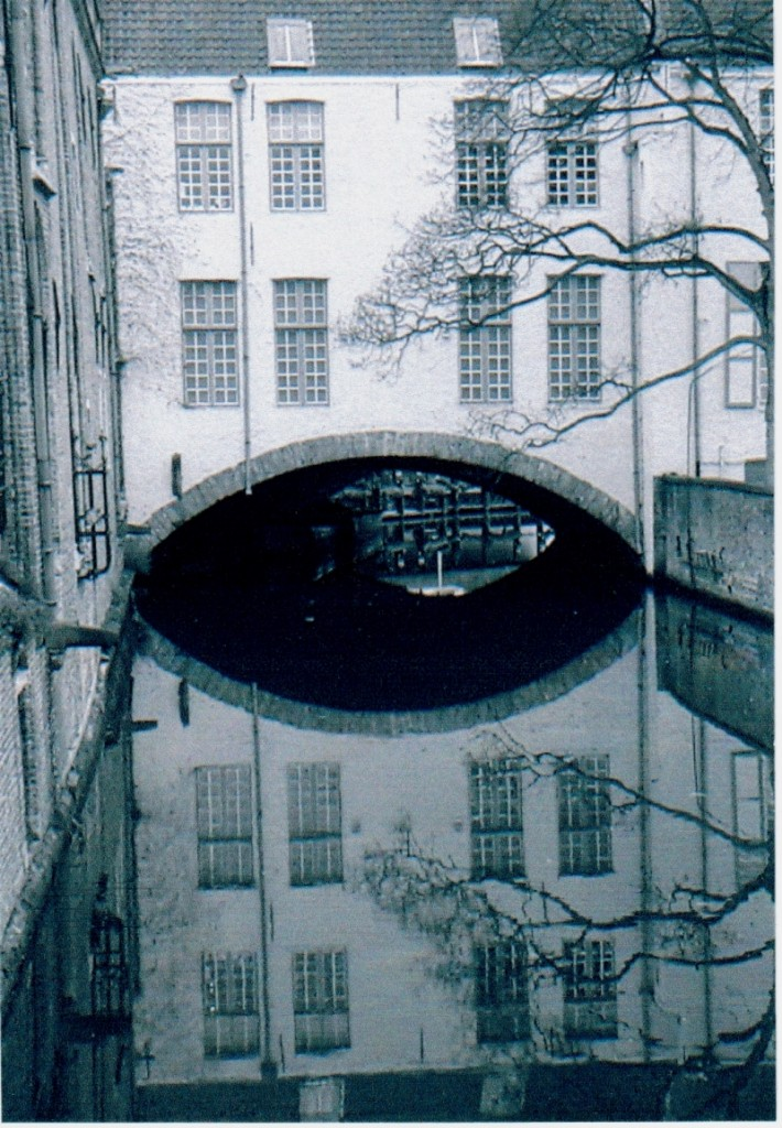 Canal à Brugges