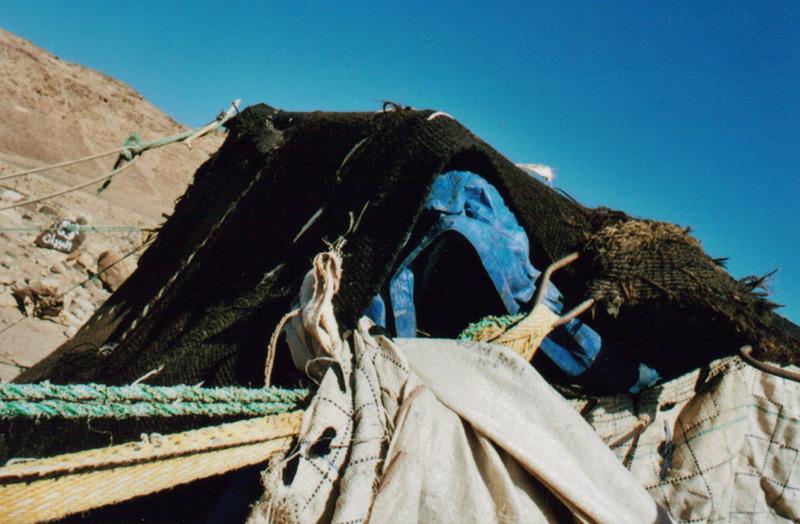 campement wadirum
