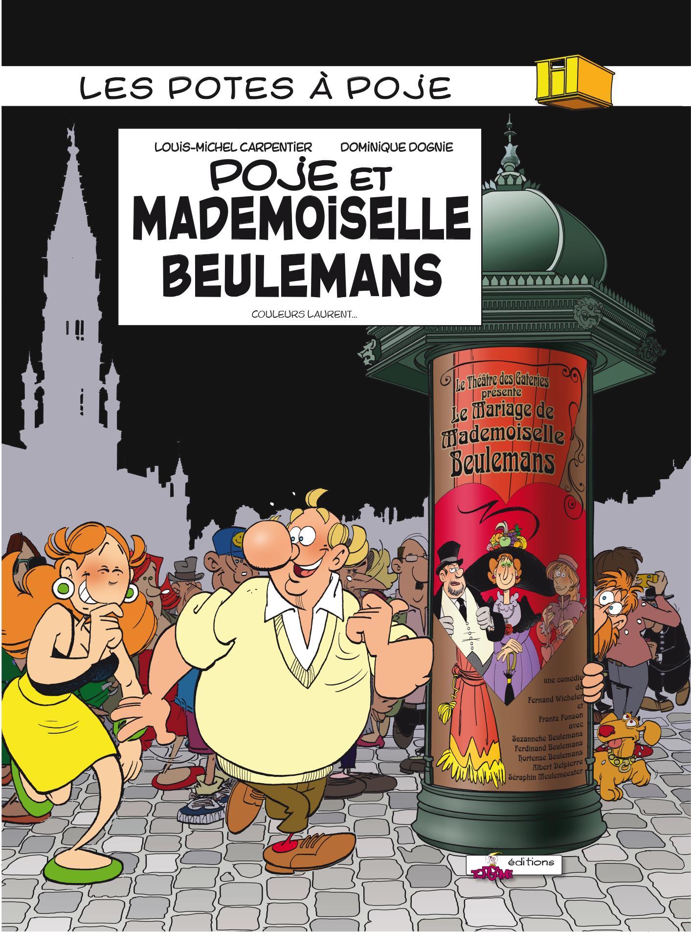mademoiselle Beulemans