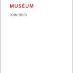 Kate Milie Museum contour noir